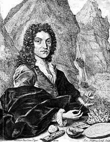 Johann Jacob Scheuchzer (1672-1733)