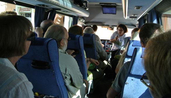 11. Bus interior 060913