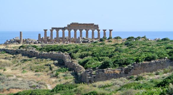 11. Selinunte Agora destroyed 409 BCE 060713