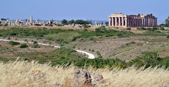 12. Acropolis viewed from Agora 060713
