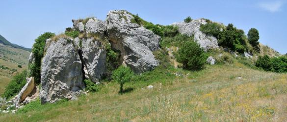 4. Permian melange fragment Miocene