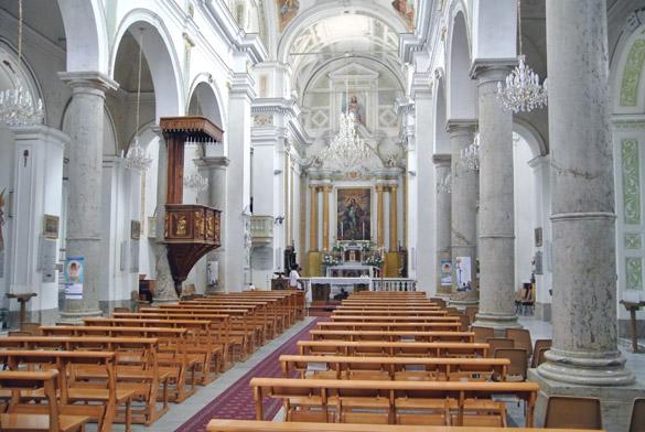 7. Palazzo Adriano Church Interior 060713