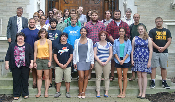 Fall 2013 Wooster Geologists 585