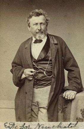 Pierre Jean Edouard Desor