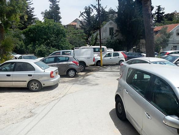 GSI parking 042314