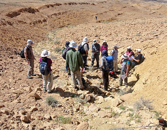 Group outcrop 041014