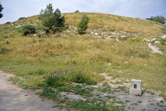 Tel Azeka 041314