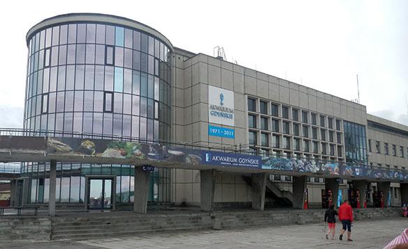 Akwarium Gdynia