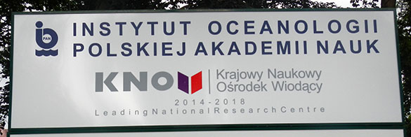 Instytut Oceanologii sign 061214