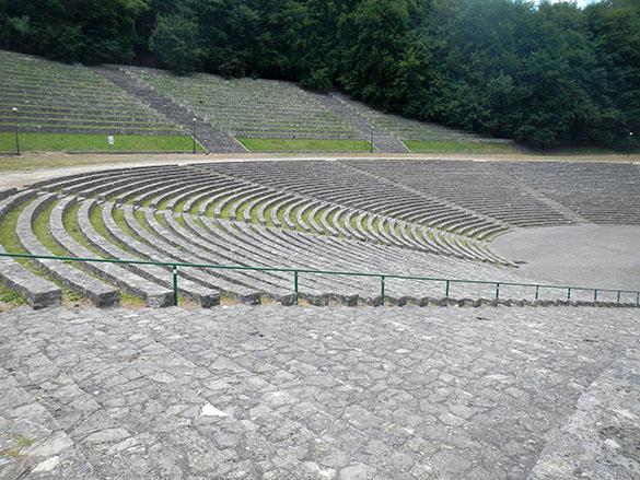 Nazi amphitheater 061814