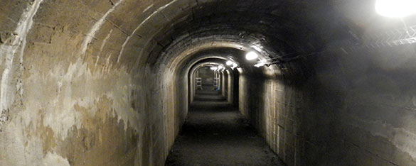 Tunnel bunker 062014