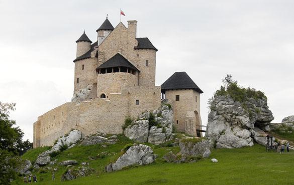 Zamek Bobolice 061914