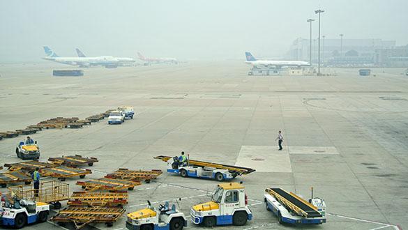 Beijing airport 070614