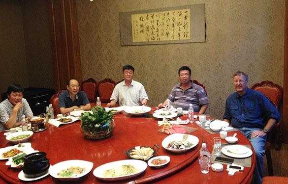 Guiyang Dinner 070414
