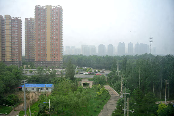 Shenyang morning 070314