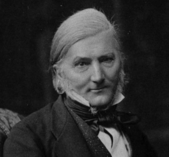 Heer, Oswald, 1809-1883