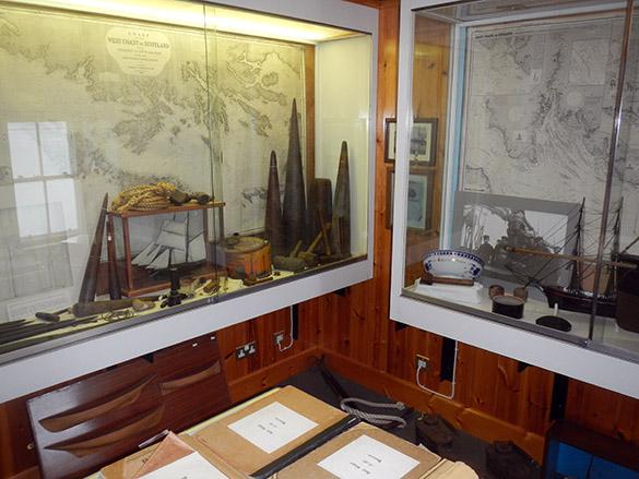 1 Stromness Museum scene