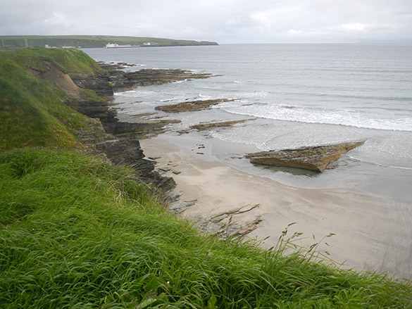 1 Thurso coast view