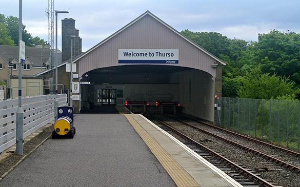 1 Thurso station