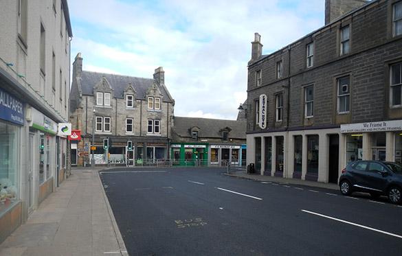 1 Thurso street