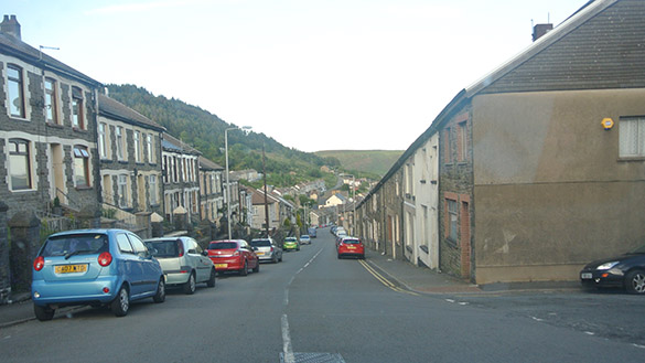 10 Tonypandy street view