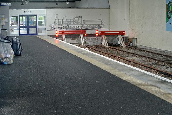 2 Thurso track ends