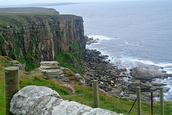 3 Dunnet Head view