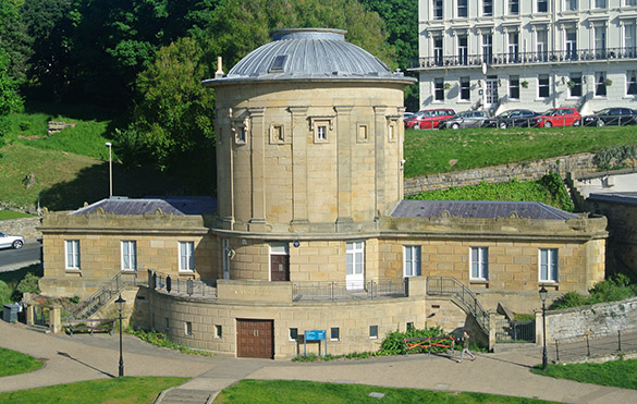 Rotunda Museum front