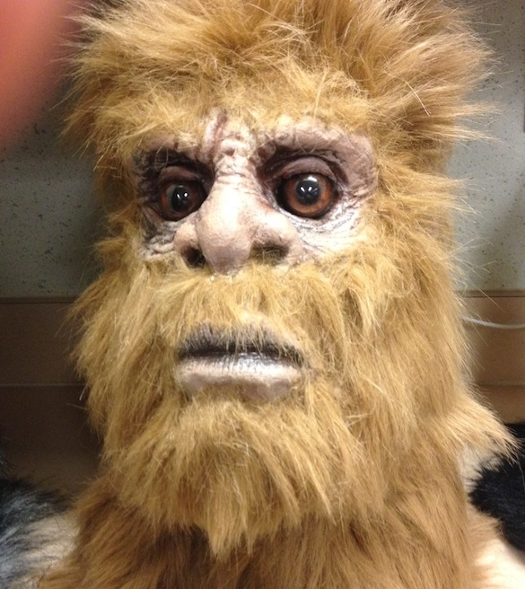 1 Bigfoot head reconstruction 082915