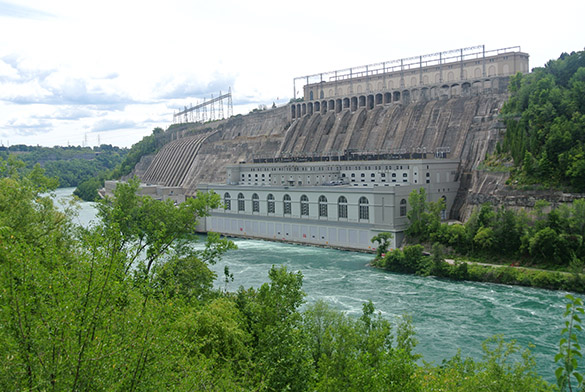 10 Sir Adam Beck Hydroelectric Generating Stations
