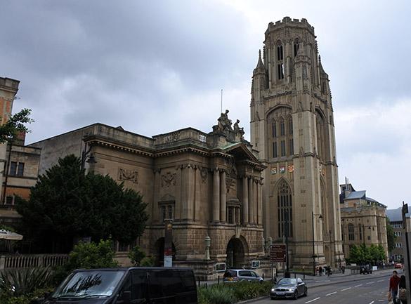 1 Bristol Museum and University