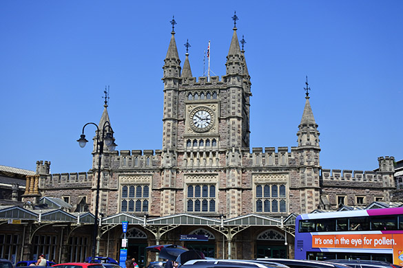 1 Temple Meads Station