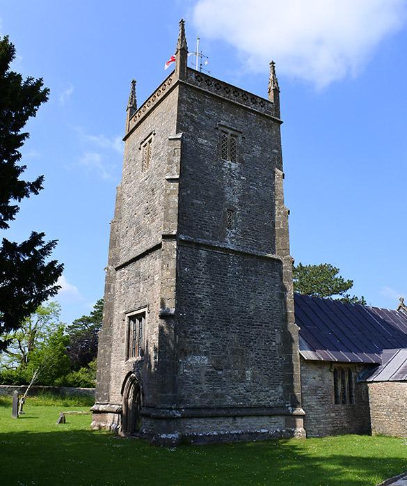 2 Hinton Blewett St Margaret