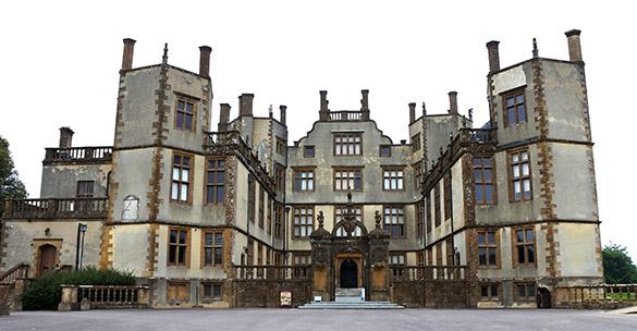 7 Sherborne Castle 585