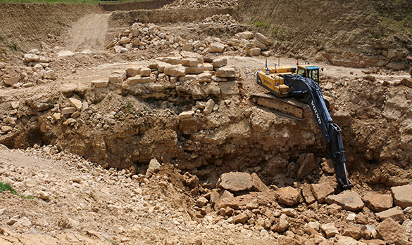 8 Frogden Quarry