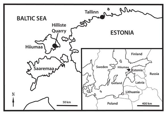 2 Hiiumaa map