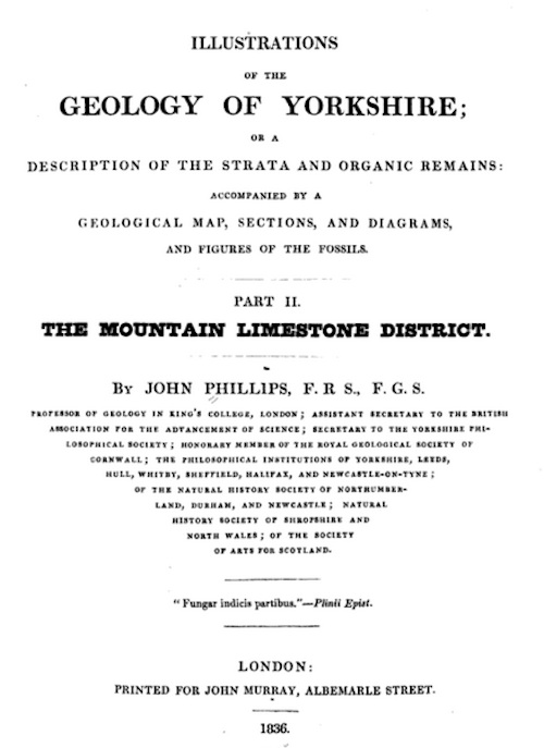 3 Geology of Yorkshire