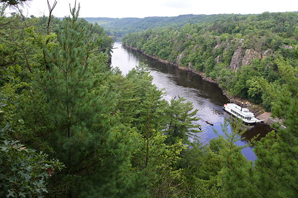3 St Croix River south