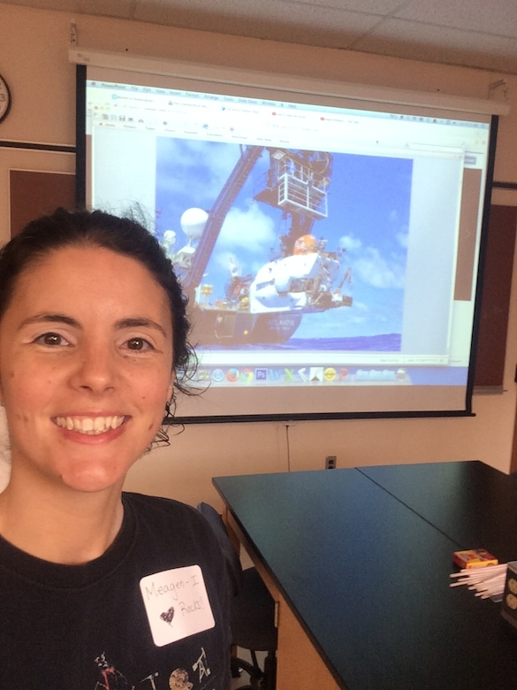 Expanding Horizons by Mapping the Seafloor