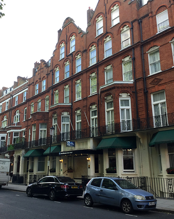 Wooster paleontologist in london again science and for Independent hotels near me